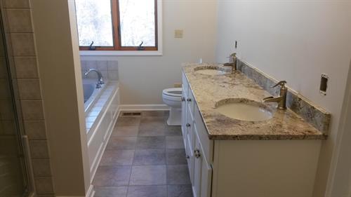 Full House Remodel - Master Bathroom