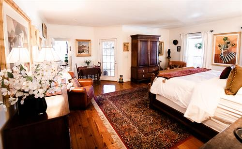 Berllan Glyn King Suite