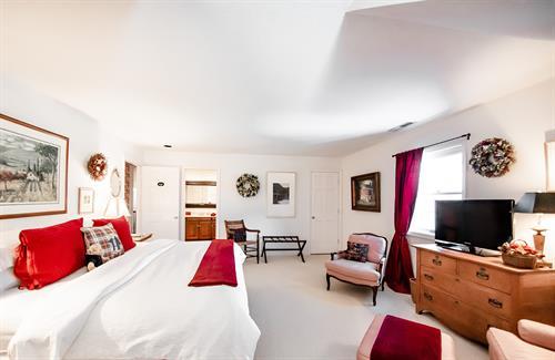Derwen Del King Guest Room