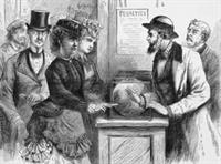 Victoria Woodhull: Phoenix Rising- Women in Politics