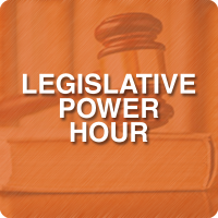 Legislative Power Hour - August 29, 2019 - SOLD OUT
