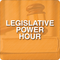 Legislative Power Hour  - 3/18/2020