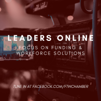 Leaders Online: Funding and Employment re: COVID-19