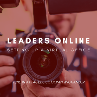 Leaders Online: Setting up a Virtual Office