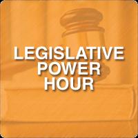 Legislative Power Hour  - 9/24/2020