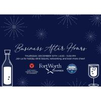 Business After Hours (joint event with other local Chambers)