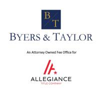 Ribbon Cutting: Byers & Taylor