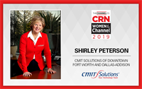 President of CMIT Solutions of Downtown Fort Worth and Dallas-Addison Honored as One of CRN's 2019 Women of the Channel