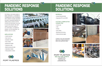 Pandemic Response Solutions -Port Plastics