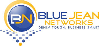 Logo for Blue Jean Networks