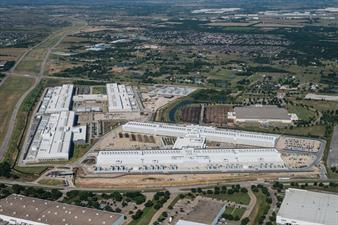 Facebook - Fort Worth Data Center