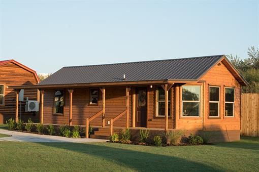 Bear Lake 101 XL Cedar Lap Siding
