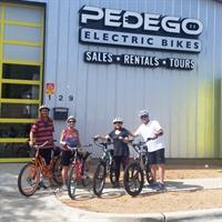 Pedego Fort Worth / Cowtown Cycle Party