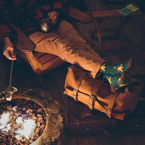 Fireside Leather Bag