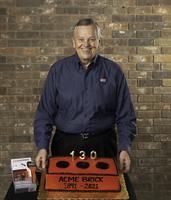 Acme Brick Company Celebrates 130th Birthday on April 17th
