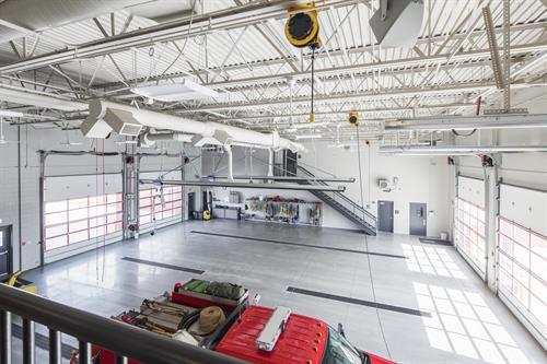 Fire Station #4