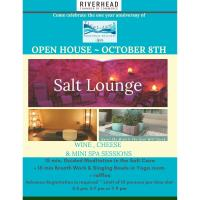 Float Away Emotional Wellness Spa Open House 7 - 9 PM