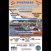 2021 Cardboard Boat Race
