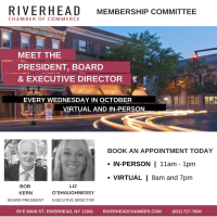 Meet the President, Board & Executive Director : IN-PERSON