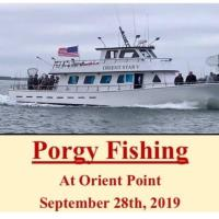 Porgy Fishing