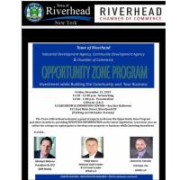 Opportunity Zone Lunch