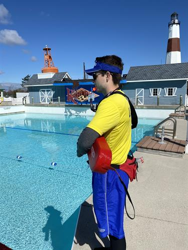 We have Lifeguard positions available!  Training provided.