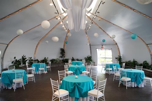Riverfront Room @ Long Island Aquarium