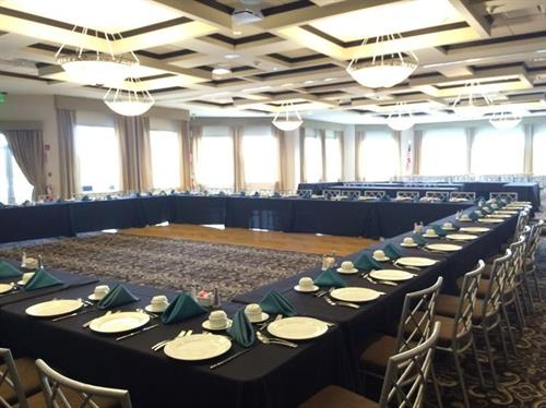 Corporate Event @ Sea Star Ballroom