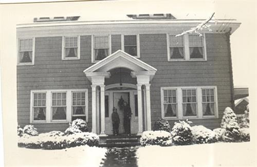 Historic photo, previously the Luce Building