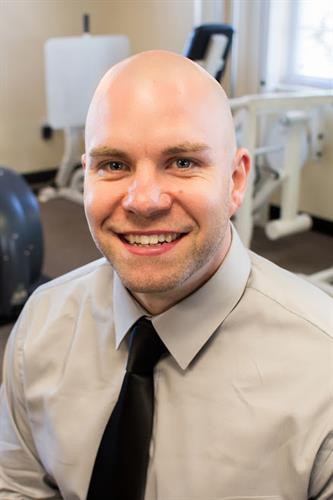 Dr. Brooks Comeno PT, DPT, FMS, FMT, SFMA, Clinical Director