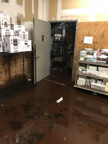 Flood Damage - Commercial