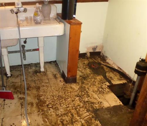 Sewage/Biohazard
