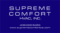 Supreme Comfort HVAC, Inc.
