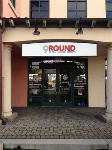 Welcome To 9Round!