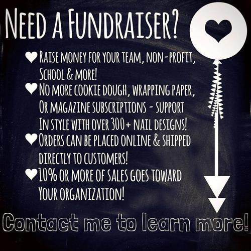 I'd love to host your next fundraiser for your group or organization! Contact me for details at liannacone@gmail.com