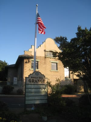 Morgan Hill Grange