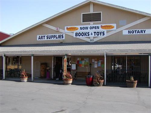 Front of BookSmart