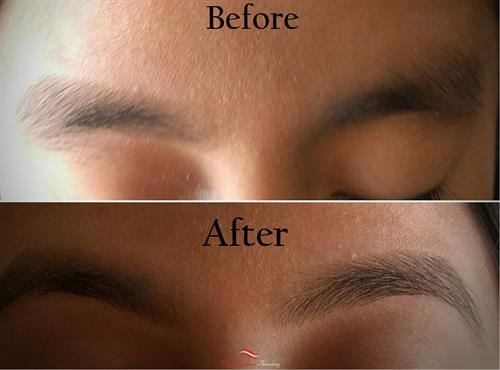 Eyebrow before & after at Kapila Eyebrow Threading Morgan Hill. Thanks for all the love and support!! ????Eyebrow Threading $7.99????  ? 408-831-2769 ?  ?? 16400 Juan Hernandez Dr Morgan Hill??  ?? Mon to Sun 8amto10pm ??  ??????Click Me?????? www.kapilaeyebrowthreading.com