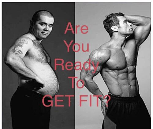 GET FIT Weight Loss Before and After