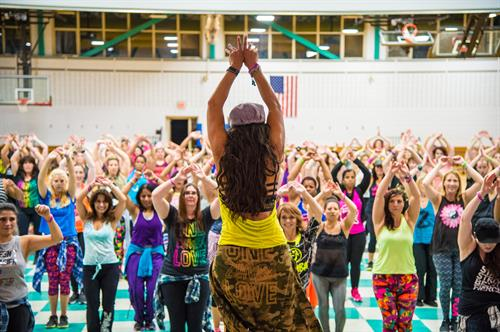 GET FIT Zumba Group Training