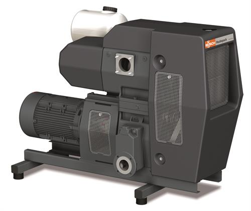 Huckepack > Once-Through Oil-Lubricated Rotary Vane Vacuum Pumps