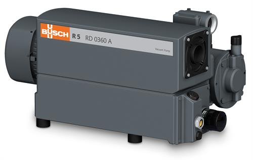 R 5 > Oil-Lubricated Rotary Vane Vacuum Pumps