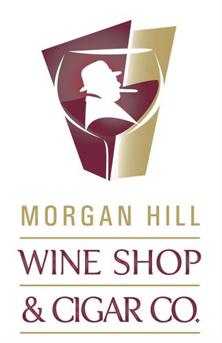 Logo_Morgan Hill Wine & Cigar / Morgan Hill