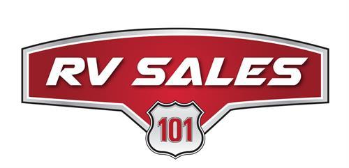 Logo_RV Sales 101 / Gilroy