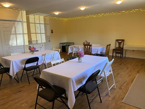 Carriage House Event Space