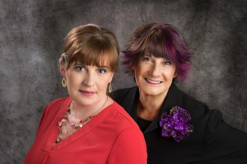 Owners, Kristin Thomas and Karen Frascone