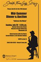 Smith Fine Arts Series 19th Annual Mid-Summer Dinner & Auction
