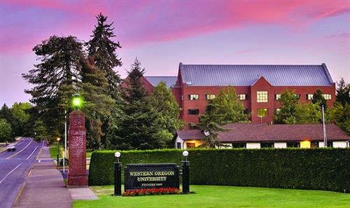 Western Oregon University Campus