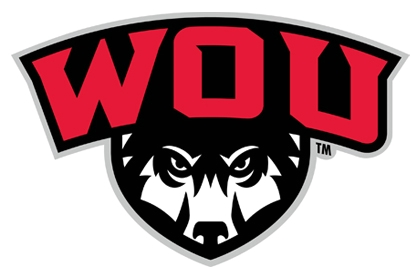 Abbreviated Western Oregon University Logo