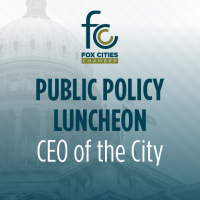 2019 Public Policy Luncheon: CEO of the City